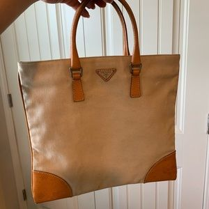 Cheap!! Authentic Prada tote